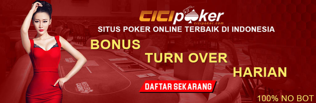 Promo turnover poker online terbaik